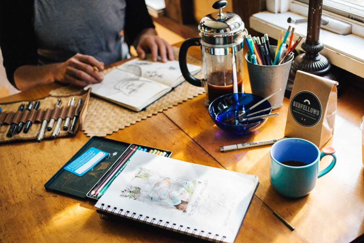 Jak połączyć pracę zpasją?